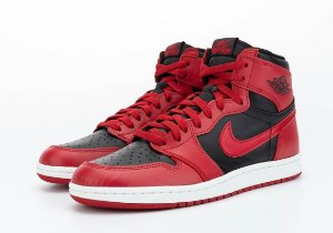Tênis Air Jordan 1 Retro High '85 'Varsity Red'