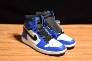 Tênis Air Jordan 1 OG High Game Royal