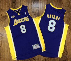 CAMISAS LOS ANGELES LAKERS RETRO ESPECIAL M&N NBA Finals - 8 KOBE BRYANT