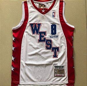 Camisa Especial All Star Game 2004 Hardwood Classics M&N - 8 Kobe Bryant