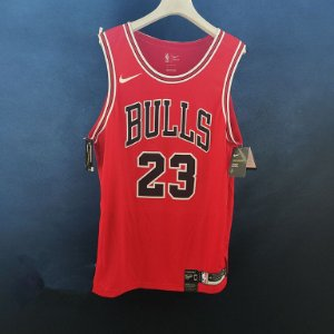 Camisa de Basquete Chicago Bulls versão Jogador - Michael Jordan 23