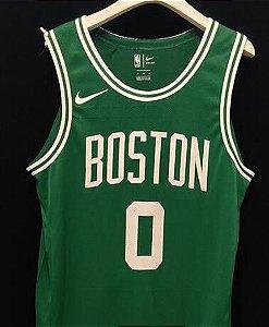 Camisa de Basquete Boston Celtics versão jogador  - 0 Jayson Tatum