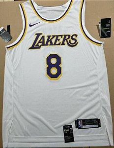 Camisa de Basquete Los Angeles Lakers versão Jogador - Kobe Bryant 8