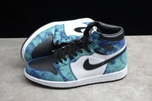TÊNIS AIR JORDAN 1 RETRO HIGH OG TIE DYE