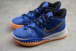 TÊNIS KYRIE 7 EP NAVY BLUE / GOLD / WHITE