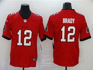 Camisas NFL Tampa Bay Buccaneers - 12 Tom Brady, 87 Gronkowski, 13 Evans