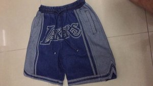Shorts Just Don NBA - Los Angeles Lakers