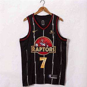Camisa de Basquete Toronto Raptors 2021 - 7 Lowry, 43 Siakam