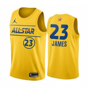 Camisa de Basquete Team Lebron All Star Game 2021