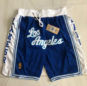 Shorts Just Don - Los Angeles Lakers