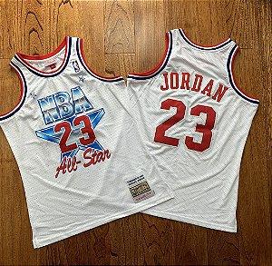 Camisa All Star Game 1991 Hardwood Classics M&N - 23 Michael Jordan