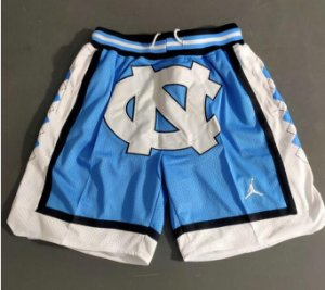 Shorts de Basquete Just Don - North Carolina