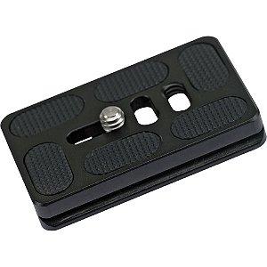Engate Rápido Plate Benro PU-60 para Cabeças de Bola Benro B-2 e B-3