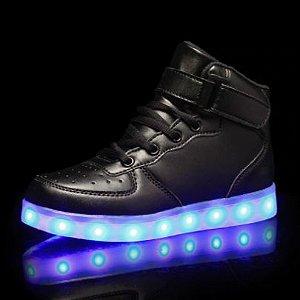 Tênis LED Unisex Promoção Masculino