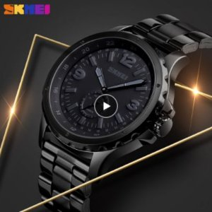 Relógio SKMEI 1513 Luxuoso À Prova D'Água
