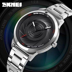 Relógio SKMEI 9210 Luxuoso À Prova D'Água