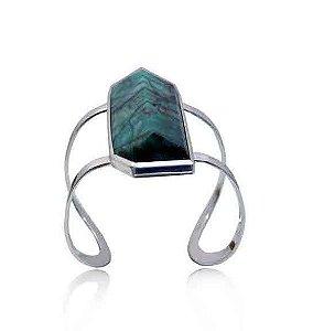 pulseira esmeralda