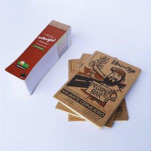 Kit Beertone Brasil + 3 Cervediários (Edição Especial: Viajante Cervejeiro)