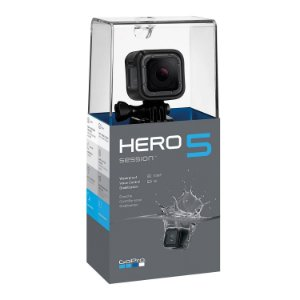 Filmadora GoPro Hero5 Session Edition Wi-Fi 10.0MP Vídeo 4K