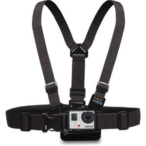 Suporte Peitoral Chest Mount Harness GoPro GCHM30-001 para Câmeras GoPro