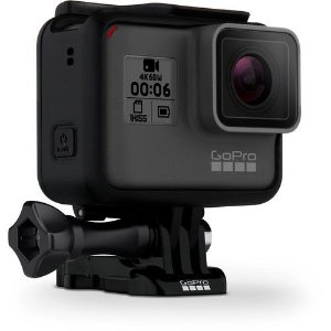 Filmadora GoPro Hero6 Black Wi-Fi Bluetooth 12.0MP Vídeo 4K
