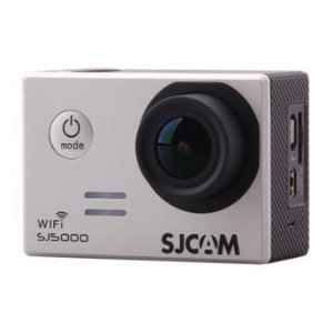Filmadora SJCAM ActionCam SJ5000 Silver Wi-Fi 14MP Vídeo Full HD