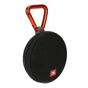 Caixa de Som Portátil Bluetooth JBL Clip 2 Preta