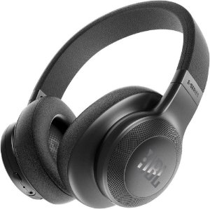 Headphone Sem Fio Bluetooth com Microfone JBL E55BT Preto