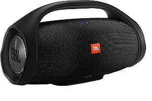 Caixa de Som Portátil Bluetooth JBL Boombox Preta