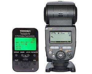 Flash Yongnuo Speedlite YN685 para câmeras Nikon