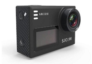 Filmadora SJCAM ActionCam SJ6 Legend Black Wi-Fi 16MP Vídeo 4K