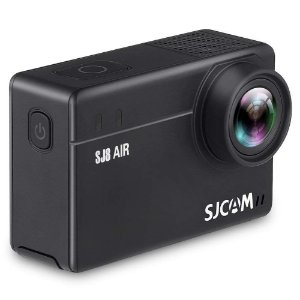 Filmadora SJCAM ActionCam SJ8 Air Black Wi-Fi 14MP Vídeo Full HD