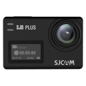 Filmadora SJCAM ActionCam SJ8 Plus Black Wi-Fi 12MP Vídeo 4K