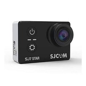 Filmadora SJCAM ActionCam SJ7 Star Black Wi-Fi 16MP Vídeo 4K