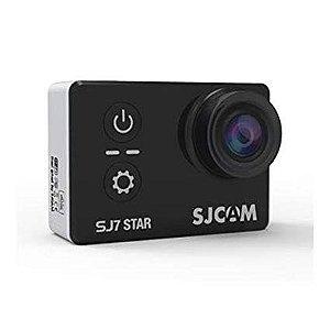 Filmadora SJCAM ActionCam SJ7 Star Black Wi-Fi 16MP Vídeo 4K