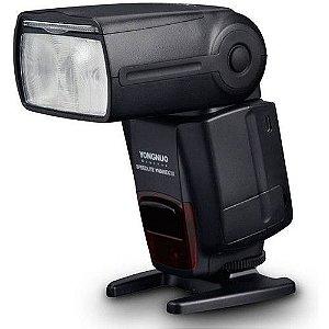 Flash Yongnuo Speedlite YN565EX III TTL para câmeras Nikon