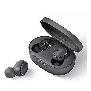 Fone de Ouvido Intra-auricular Bluetooth Xiaomi Redmi AirDots Preto