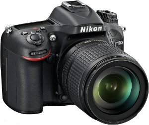 Câmera Digital Nikon D7100 Wi-Fi 24.1MP Vídeo Full HD + Kit Lente 18-105mm VR