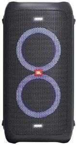 Caixa de Som Amplificada Bluetooth JBL Party Box 100 160W Preta com Bateria