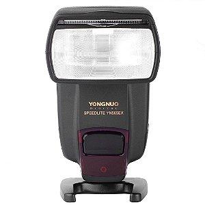Flash Yongnuo Speedlite YN565EX TTL para câmeras Nikon