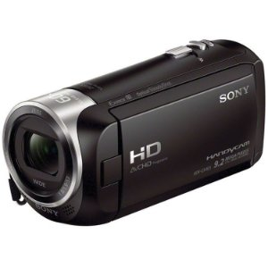 Filmadora Digital Sony Handycam HDR-CX405 9.2MP Zoom Óptico 30X Vídeo Full HD