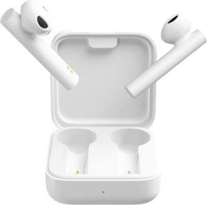 Fone de Ouvido Intra-auricular Bluetooth Xiaomi Mi True Wireless Earphones 2 Basic Branco