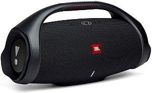Caixa de Som Portátil Bluetooth JBL Boombox 2 Preta