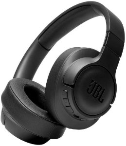 Headphone Sem Fio Bluetooth com Microfone JBL Tune 750BT NC Preto