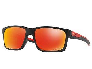 c1f210dd006 Óculos Oakley Mainlink Matte Black Sapphire - Tribe OnLine