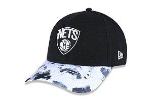 16166a6c655 Boné New Era Aba Curva 940 Nets B - Snapback