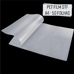 FILM DTF A4 - 50 folhas