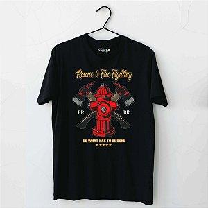 Camiseta Rescue Fire