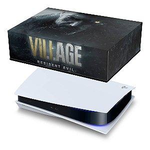 PS5 Capa Anti Poeira - Resident Evil Village