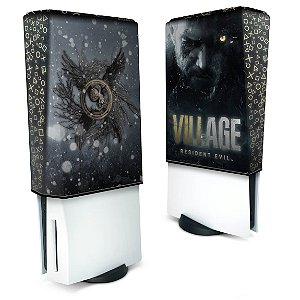 Capa PS5 Anti Poeira - Resident Evil Village